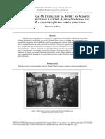 África Em Lisboa- Os Indígenas Da Guiné Na Grande