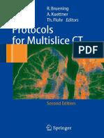 Protocols for Multislice CT, 2nd Ed - Bruening