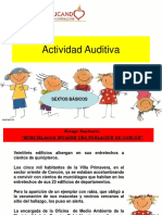 ACTIVIDAD AUDITIVA 1
