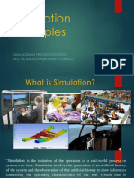 Simulation Principles