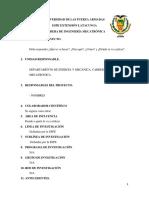 Perfil de Tesis Lineamientos Generales2