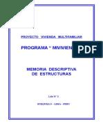 0 - MEMORIA  EDIFICIO ( ESTRUCTURAS ).doc