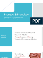 02 Vowels and Diphthongs