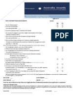 Self Assessment Form_20100401045456