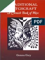 Gemma Gary - Traditional Witchcraft A Cornish Book of Ways.pdf