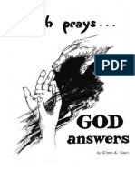 Youth Prays - God Answers