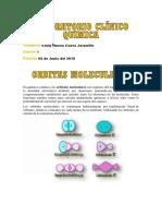 Quimica Deber Orbita Molecular