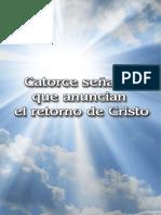 Catorce señales que anuncian el regreso de Cristo.pdf