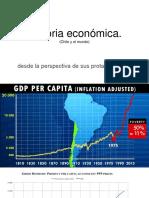 Historia Economica. -Chile y El Mundo- Clases. -1- -1