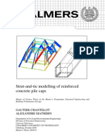Strut-And-Tie Modelling of Reinforced Concrete Pile Caps