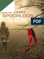 Casey, Jane - Spoorloos