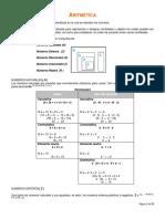 Matematicas UNAM Area III