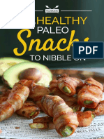 25 Healthy Paleo Snacks