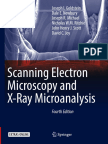 Scanning Electron Microscopy and X Ray Microanalysis - Goldstein