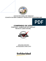 Compendio de Leyes Forestales y Ambientales Del Py