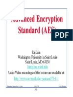 Advanced Encryption Advanced Encryption