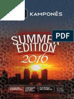 Revista Summer Collection 2