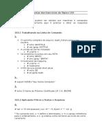 Topico 103 Respostas Dos Exercicios Linux