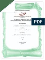 Informe Practicas IV Unidad