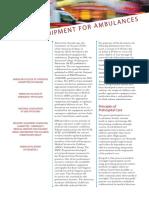 Standard Equipment for Ambulance.pdf