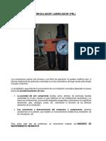 Filtro Regulador Lubricador(Peña)