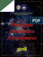 Eventos ASTRO 2018