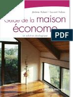 Guide de La Maison Econome