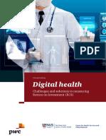 Digital Health Roi 2017