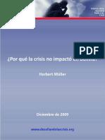 Habra Crisis en Bolivia