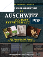 Auschwitz - Doctor's Eyewitness Account