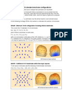 Recommended EEG Standard Electrode Configurations