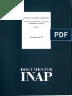 Documentos Inap, Nº 16gobernar Con Criterio Empresarial