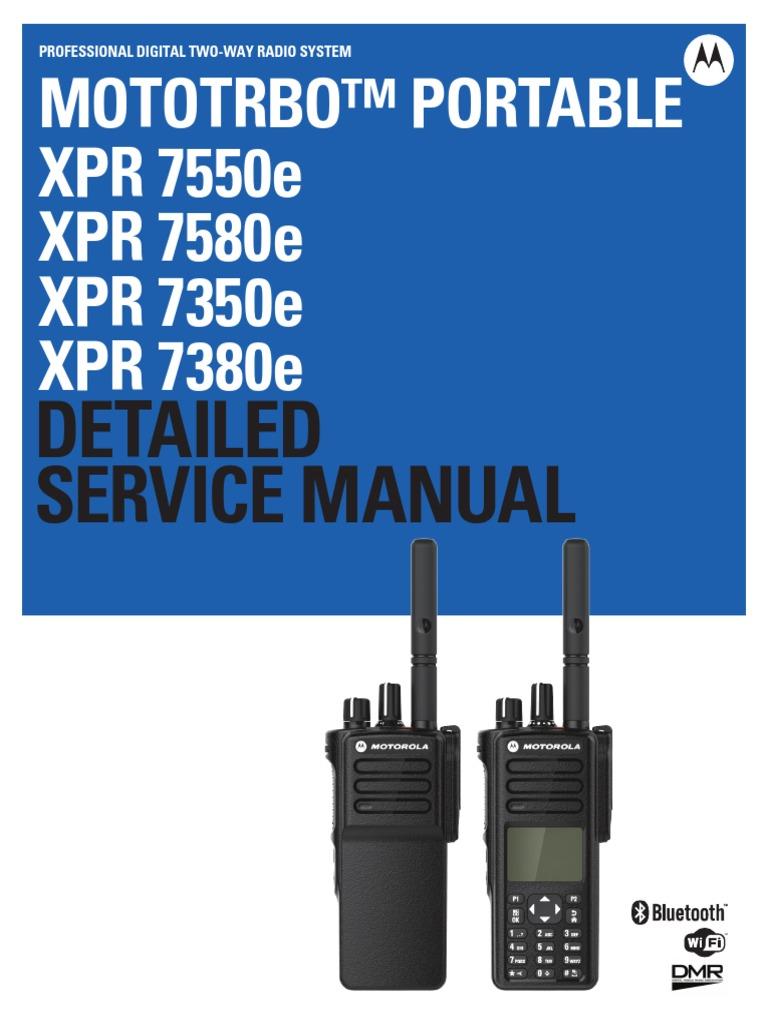 XPR7000ESeriesDetailedservicemanualMN002182A01AA 352343315