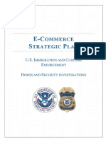ICE-HSI - E-Commerce Strategic Plan (February 2018)