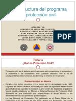 Estructura Del Programa de Protección Civil SeH