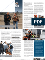 Steadfast Partnership - International Advisory Program - Frontline Magazine