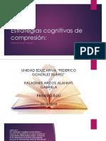 Estrategias Cognitivas de Compresión