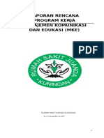 Program Kerja Mke
