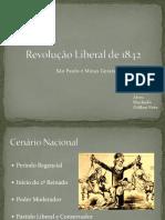 Revolução Liberal de 1842