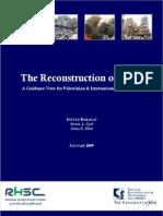 Reconstruction of Gaza_Jan2009