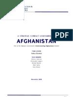 Understanding Afghanistan SCA Final Report