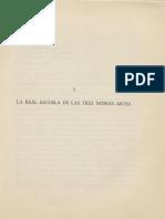 Muro Orejón, Antonio - Apuntes Para La Historia de La Academia de Bellas Artes de Sevilla 1961