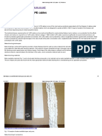 Water Blocking in MV XLPE Cables - EE Publishers