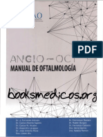 Angio OCT Manual de Oftalmologia