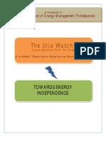 The Urja Watch - August September 2010