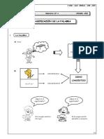 Clasificación de la palabra.doc