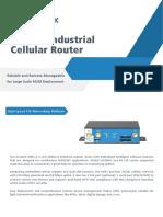 Ursalink Industrial Cellular Router UR51 Datasheet