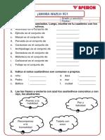 Práctica Sobre El Artículo 6 Grado
