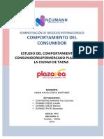 Plazavea_comportamiento Del Consumidor