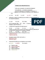 Ejercicios Funciones Inorganicas c